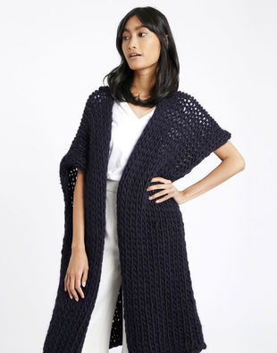 6d8d8775ea Knitting kits for cardigans and jackets