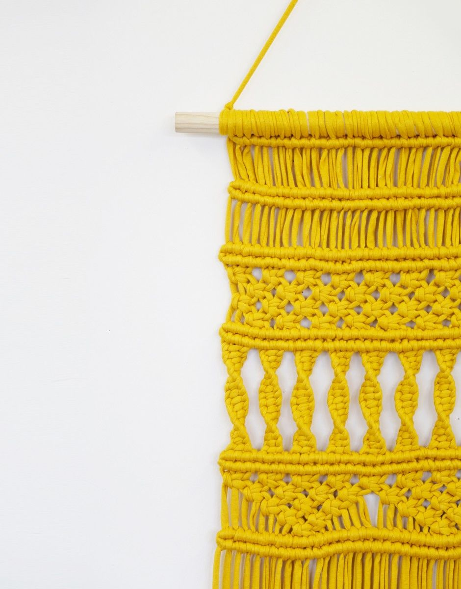 Off the Wall Hanging | Wool and the Gang