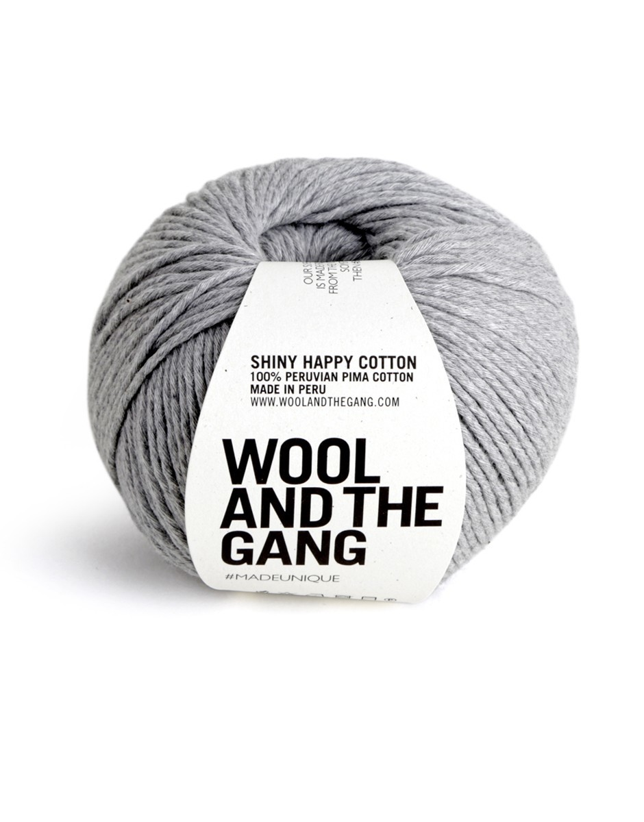 Shiny Happy Cotton Wool And The Gang