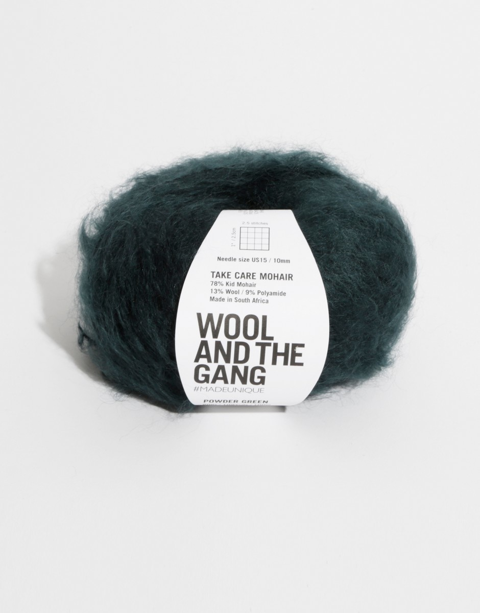 Take Care Mohair Wool And The Gang