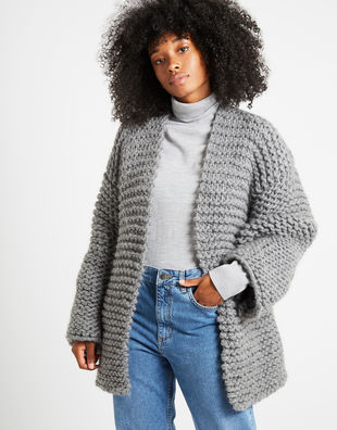 Sweetlove cardigan grey
