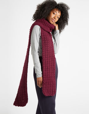 Sweetintuition scarf margauxred 15