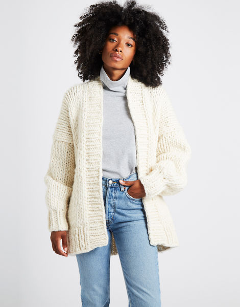 Hero cardigan index ivorywhite 5