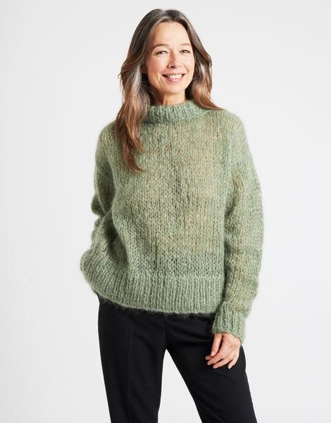 Fascination sweater index eucalyptusgreen 4