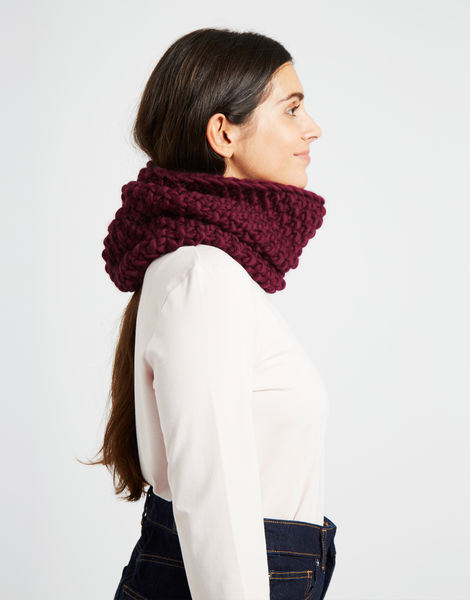 Snood dogg margauxred 1