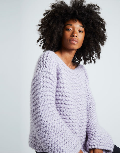 Dreamin jumper lilac 3