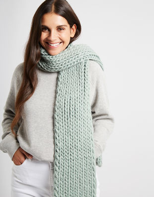 Whistler scarf index eucalyptusgreen 2