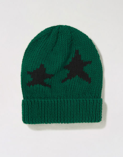 Lucky hat green