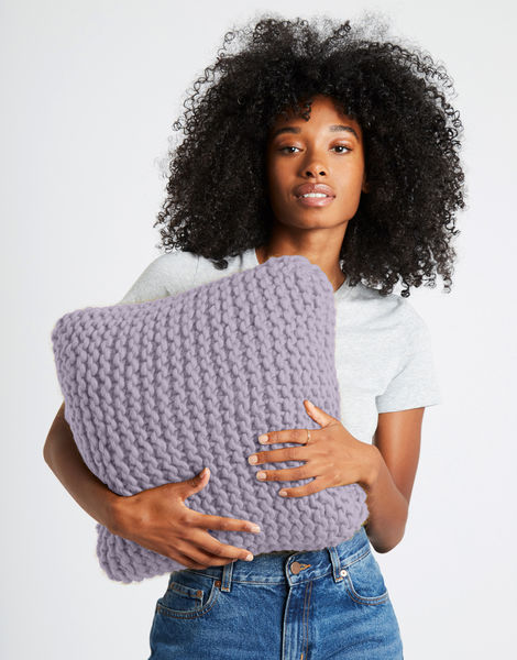 Can you feel it cushion csw lovely lilac