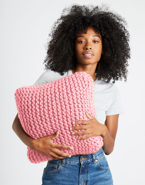 Can you feel it cushion csw pink lemonade