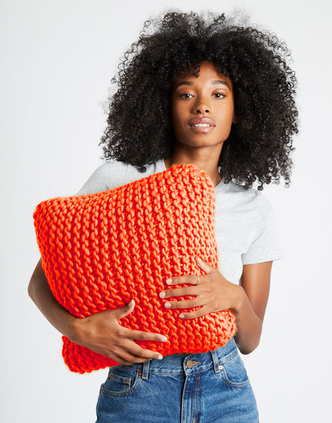Can you feel it cushion csw rusty orange