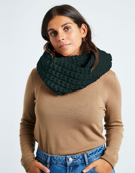 Celebration snood csw forest green