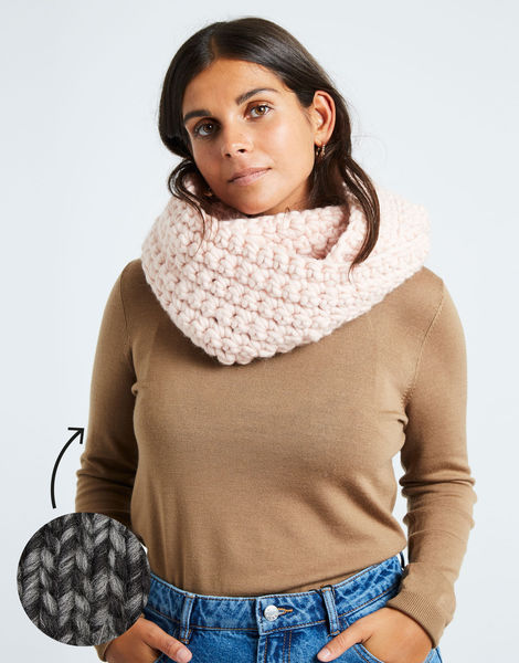Celebration snood csw shacklewell grey