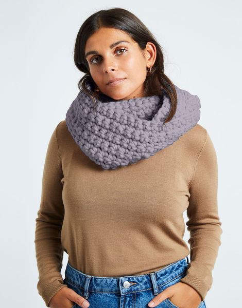 Celebration snood csw lovely lilac