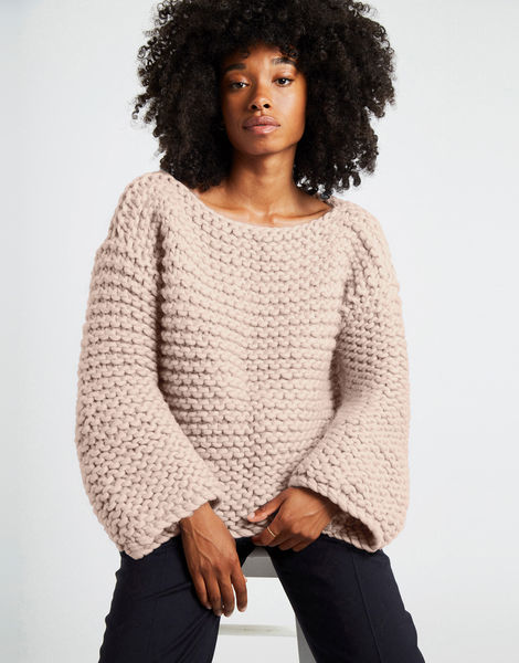 Dreamin jumper csw cameo rose
