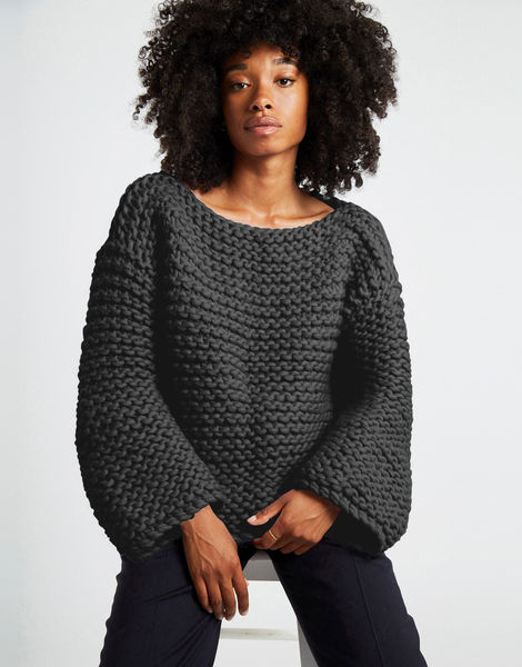 Dreamin jumper csw charcoal