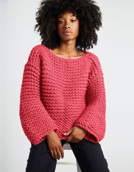 Dreamin jumper csw candy red