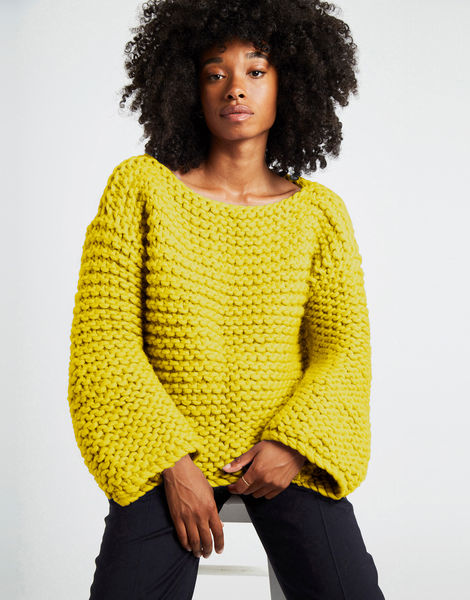 Dreamin jumper csw big bird yellow