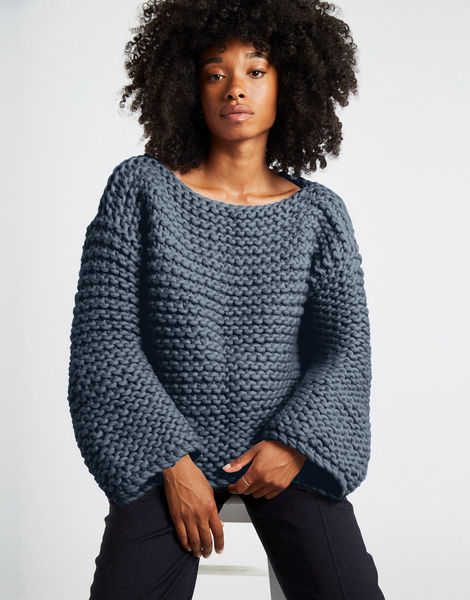 Dreamin jumper csw eagle grey