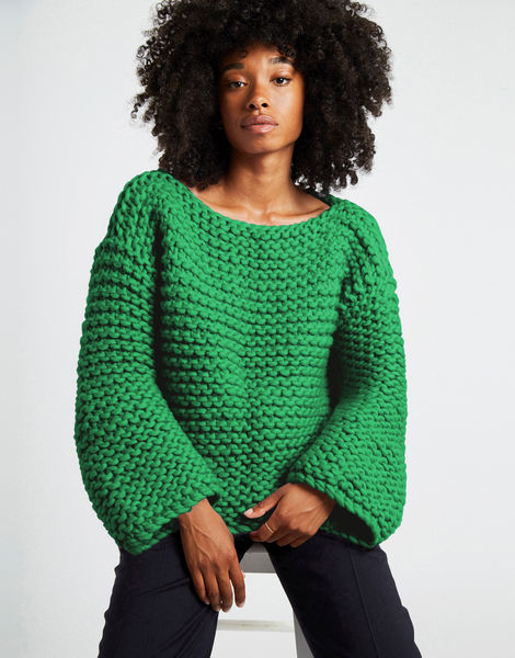 Dreamin jumper csw emerald green