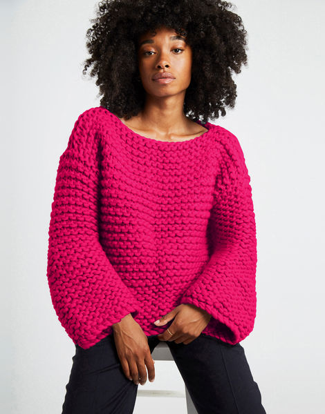 Dreamin jumper csw hot punk pink