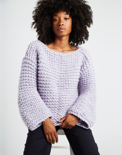 Dreamin jumper csw lilac powder