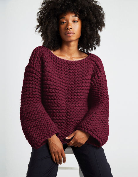 Dreamin jumper csw margaux red