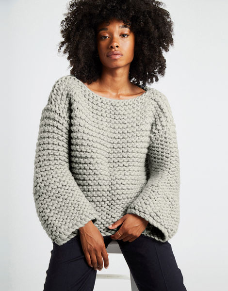 Dreamin jumper csw rocky grey