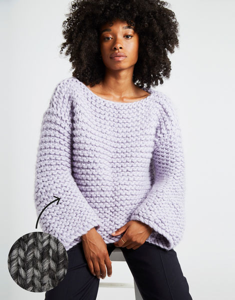 Dreamin jumper csw shacklewell grey