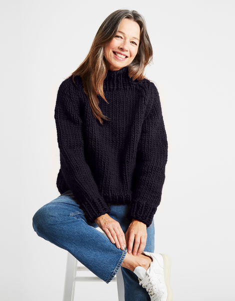 Eden jumper csw midnight blue
