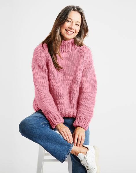 Eden jumper csw pink lemonade