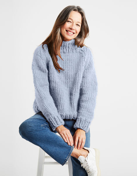 Eden jumper csw purple haze