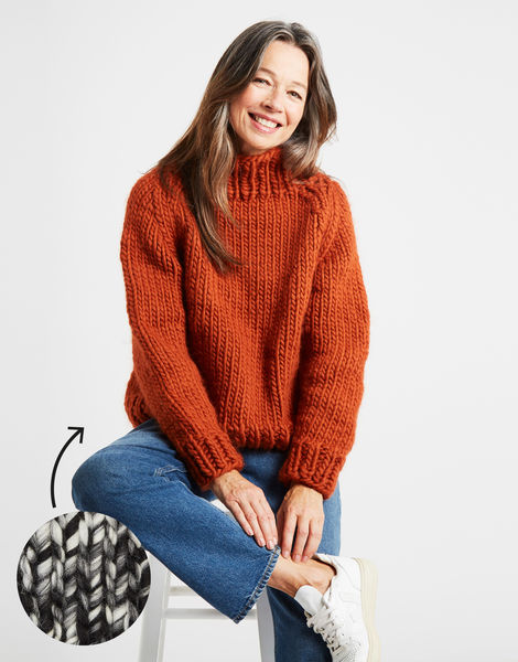 Eden jumper csw tv static