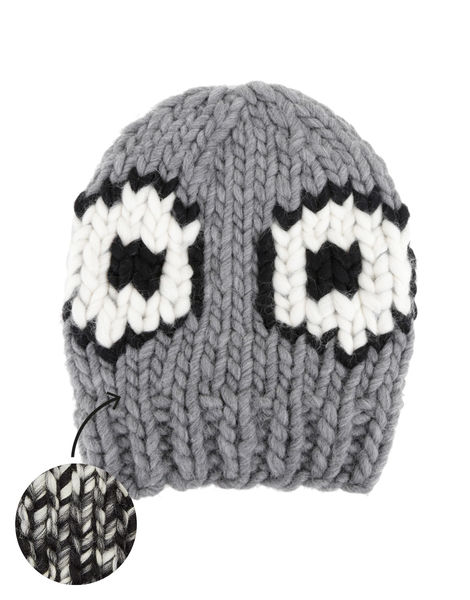 Eek beanie csw tv static