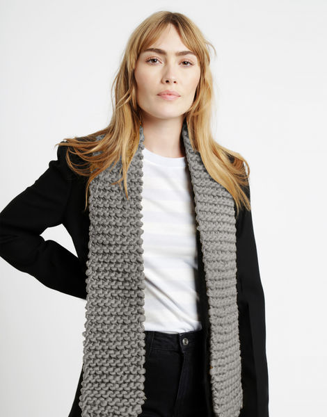 Lil foxy roxy csw tweed grey