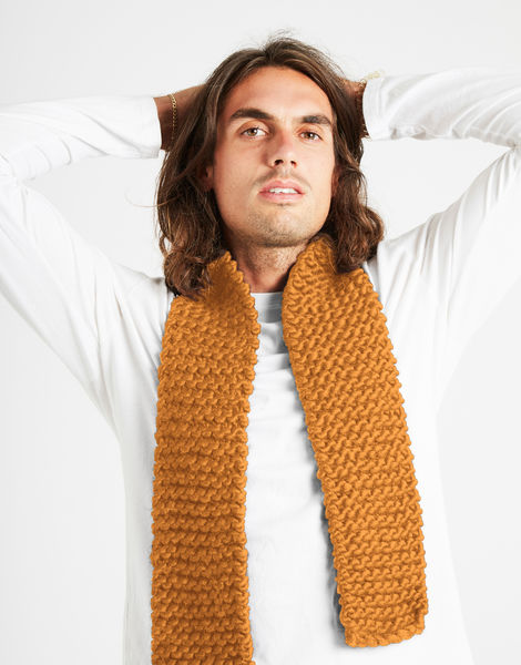 Lilfoxyroxy scarf csw fireball orange