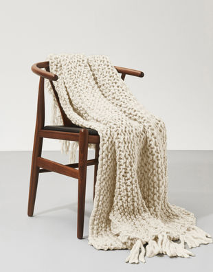 Lil' take me home blanket csw ivory white