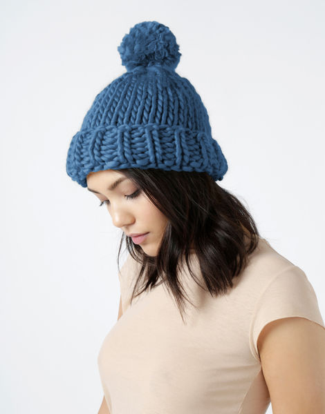 Lucy beanie csw dusty denim