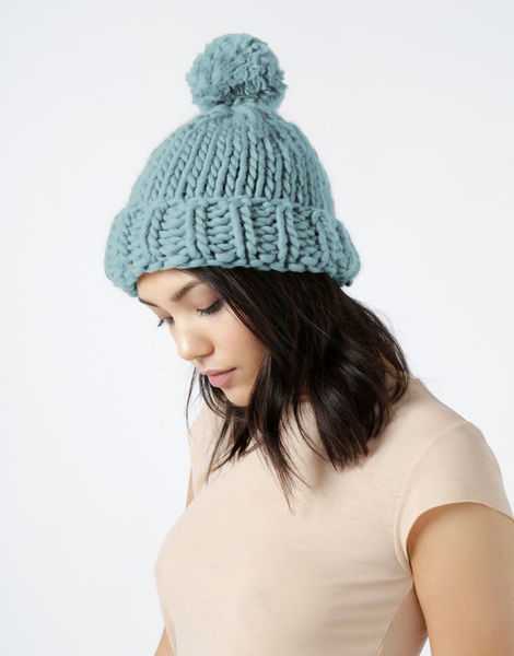 Lucy beanie csw duck egg blue