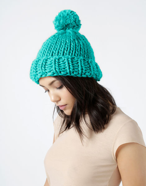 Lucy beanie csw magic mint