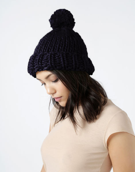 Lucy beanie csw midnight blue