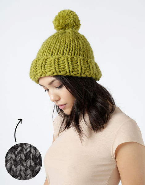Lucy beanie csw shacklewell grey