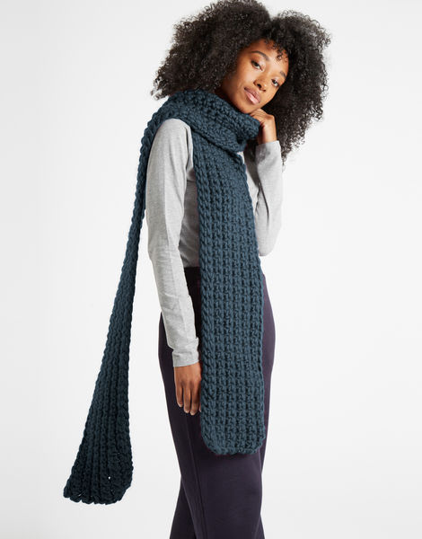 Sweet intuition scarf csw eagle grey
