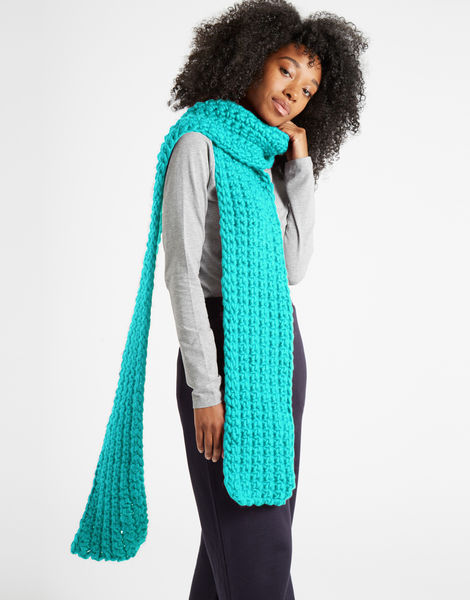 Sweet intuition scarf csw magic mint