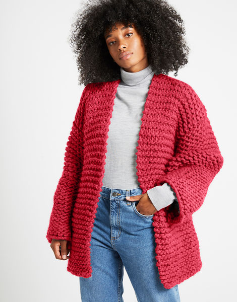 Sweetlove cardigan csw candy red