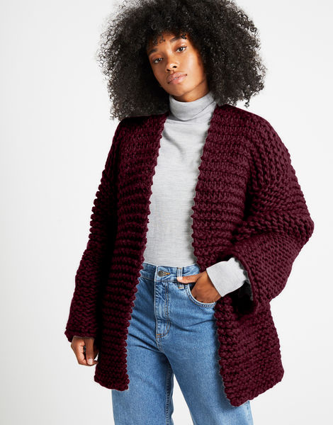 Sweetlove cardigan csw margaux red