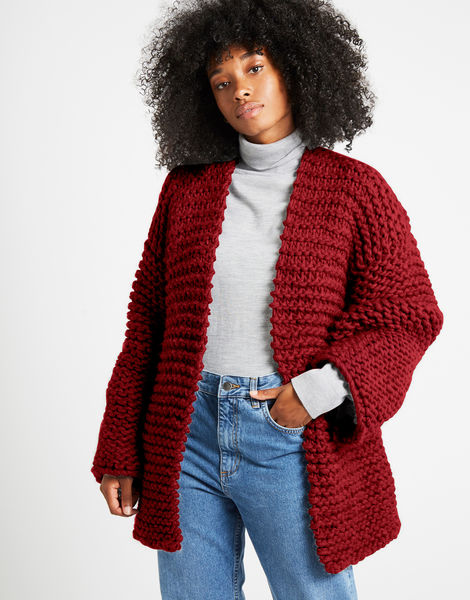 Sweetlove cardigan csw true blood red