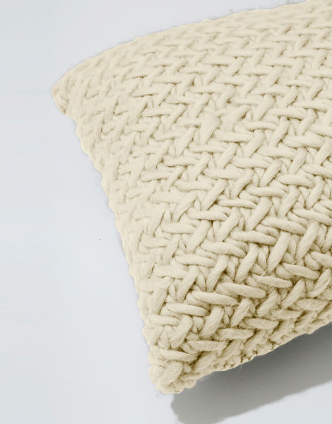 The reoccurring dream cushion csw ivory white