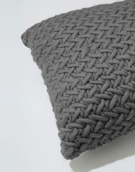 The reoccurring dream cushion csw tweed grey