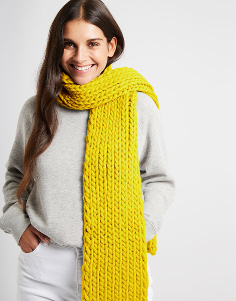 Whistler scarf csw big bird yellow